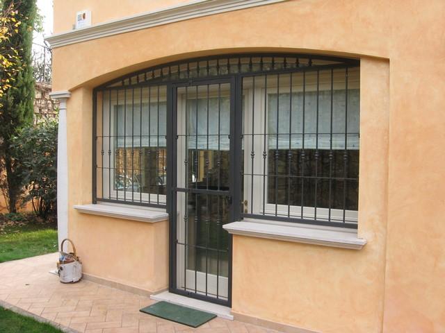 Realizzazioni porte finestre e co cremona serramenti - Finestre blindate ...