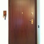 Porta blindata DIERRE Single 1 plus , abitazione a CRemona