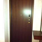 Porta blindata DIERRE Elettra con serratura elettrica , abitazione a Salò.