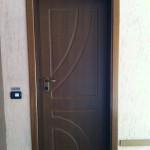 Porta blindata DIERRE Double 1 plus , abitazione a CRemona