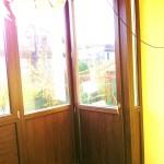Veranda in PVC , abitazione a San Giuliano (PC).