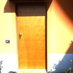 Porta blindata DIERRE Double 1 Plus , abitazione a Castelverde(CR).