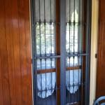 Cancello di sicurezza apribile , abitazione a Castelverde (CR).