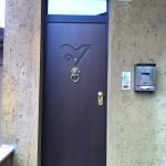 Porta blindata Double 1 Plus , abitazione a Manerbio.